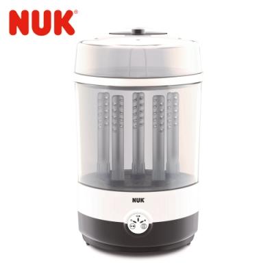 德國NUK-二合一蒸氣烘乾消毒鍋組