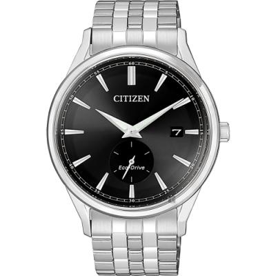 CITIZEN 星辰 光動能父親節廣告款小秒針手錶-40mm (BV1119-81E)