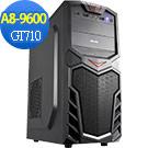技嘉A320平台[土星刀龍]A8四核GT710獨顯電玩機
