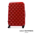 LULU GUINNESS LIPS SPINNER行李箱-28吋 (紅)