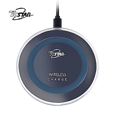 TCSTAR 無線充電盤 TCP-W003BK