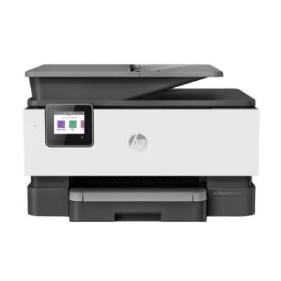 HP OfficeJet Pro 9010 All-in-One 商用傳真事務機(福利品)