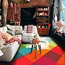 范登伯格 - SWING 進口仿羊毛地毯 - 彩繪 (160 x 230cm)