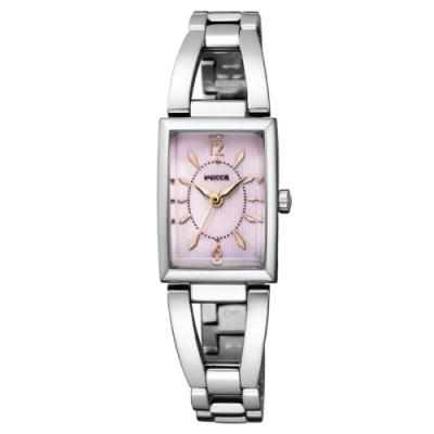 CITIZEN wicca甜美華麗太陽能手鐲腕錶KF7-511-91