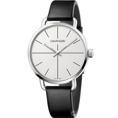 Calvin Klein K7B even 超然時尚腕錶(K7B211CY)42mm