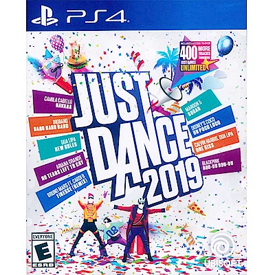 舞力全開 2019 Just Dance 2019 - PS4 英文美版