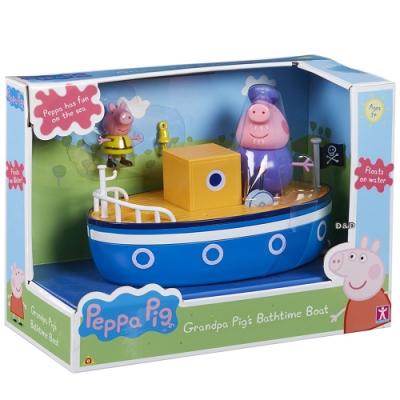 Peppa Pig 粉紅豬小妹 - 爺爺豬的洗澡船