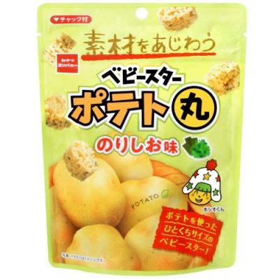 OYATSU 立袋丸子點心麵[海苔鹽](43g)