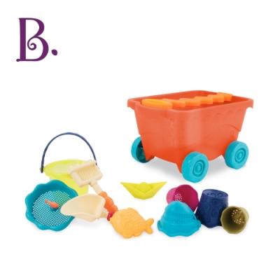 B.Toys 挖挖兵拉拉車(葡萄柚)