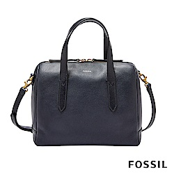 FOSSIL SYDNEY SATCHEL 波士頓包-藍色