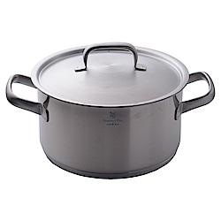 WMF Gourmet Plus不鏽鋼單柄湯鍋20cm 德國製造