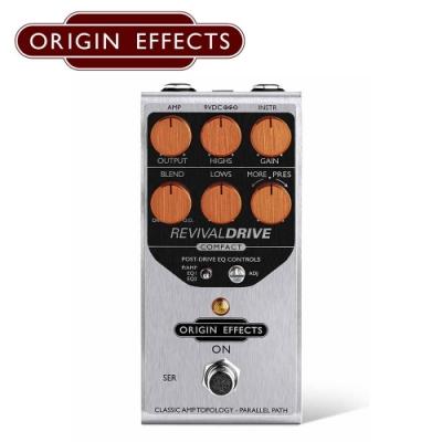 Origin Effects RevivalDrive Compact 效果器