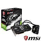 (無卡分期12期)MSI GeForce RTX 2080 SEA HAWK X