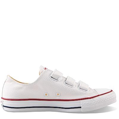 CONVERSE-男休閒鞋105042-白