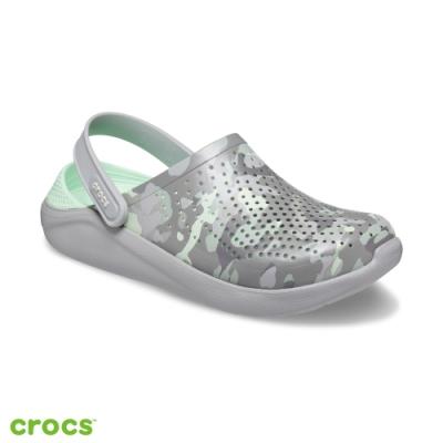 Crocs卡駱馳(中性鞋)LiteRide迷彩克駱格 206491-3TO