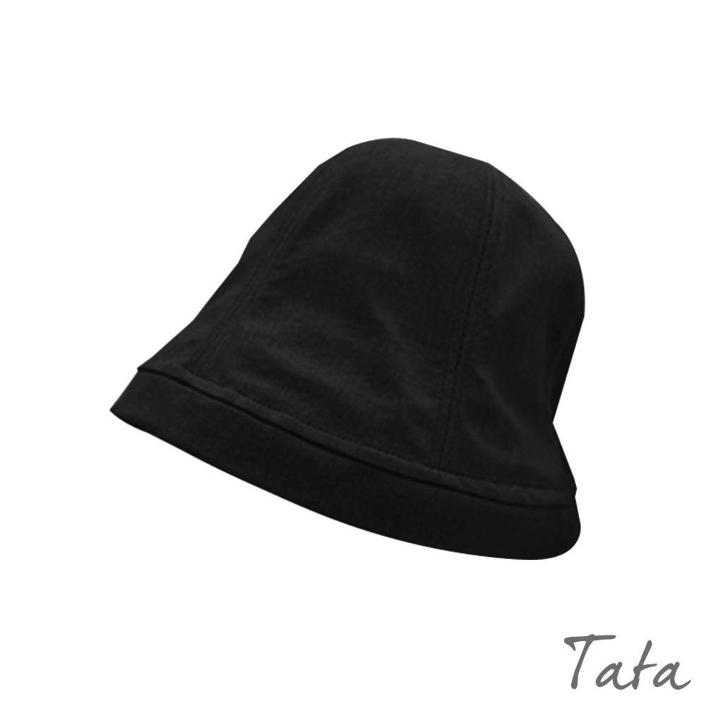 素面鬆緊帶遮陽帽 共二色 TATA product image 1