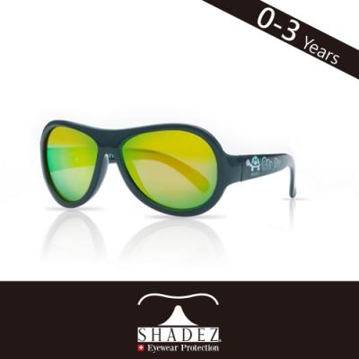 瑞士SHADEZ 兒童太陽眼鏡SHZ-41(年齡0-3)--藍色烏龜