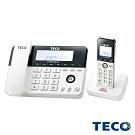 【TECO 東元】2.4G數位無線子母電話機 XYFXC081W