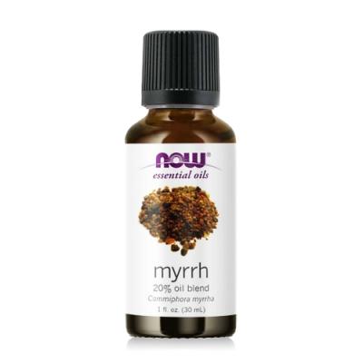 NOW 沒藥20%調和精油(30ml) Myrrh Oil