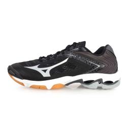 MIZUNO WAVE LIGHTNING Z5 男女排球鞋-訓練  黑銀