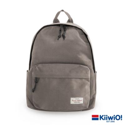 Kiiwi O! 實用尼龍系列 筆電/後背包 THOMAS 灰