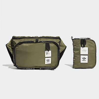 adidas 斜背包 Packable Waist Bag 男女款