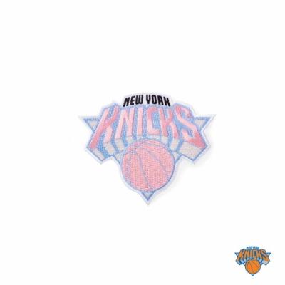 NBA Store X CiPU聯名刺繡貼 尼克隊