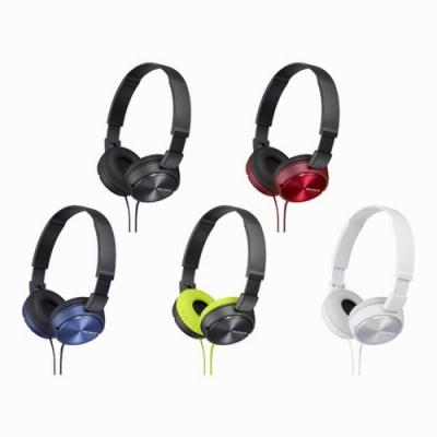 [福利品]SONY 無麥耳罩式耳機MDR-ZX310散裝