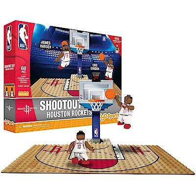 OYO Sports NBA 半場籃框組合 火箭隊