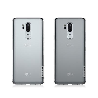 NILLKIN LG G7/G7+ ThinQ 本色TPU軟套