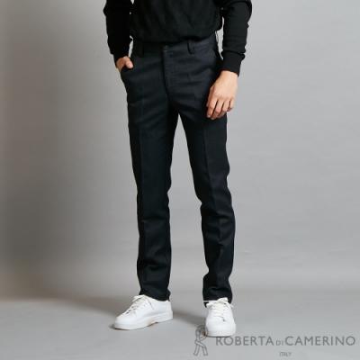 ROBERTA諾貝達 合身版剪裁 魅力修身休閒褲 藍黑