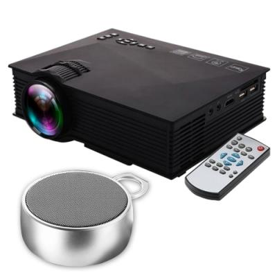 IS愛思 P046W 140吋無線同屏微型投影機(送小鋼炮藍牙喇叭)