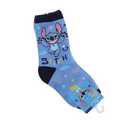 迪士尼史迪奇幼童保暖厚襪(2雙一組)k50607 魔法Baby