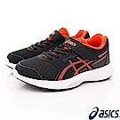 asics競速童鞋 STORMER 2  EI12N-001黑(中小童段)