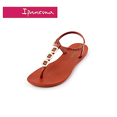 IPANEMA classic glam-elegant系列T字涼鞋-咖啡色