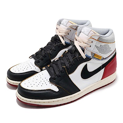Nike 籃球鞋 Air Jordan1 Retro Hi 男鞋