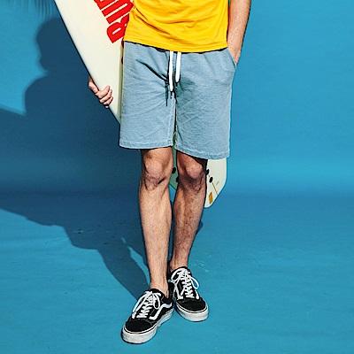 CACO-牛仔水洗衝浪短褲(兩色)-男【OSU035】