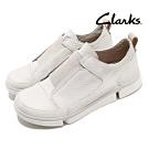 Clarks 休閒鞋 Tri Pure 三瓣底 真皮 女鞋