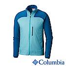 Columbia哥倫比亞 男款-野跑Omni-Shield 防潑快排外套
