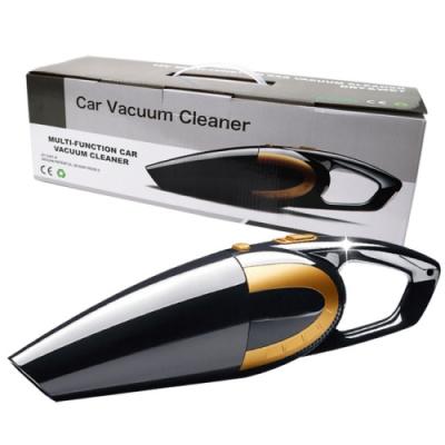 時尚金鑽黑 車用吸塵器-急速配