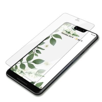 GOOGLE Pixel 3xL 曲面 高清透明 9H鋼化玻璃膜 手機 保護貼 ( GOOGLEPixel3XL保護貼 Pixel3XL保護貼 GOOGLEPixel3XL )