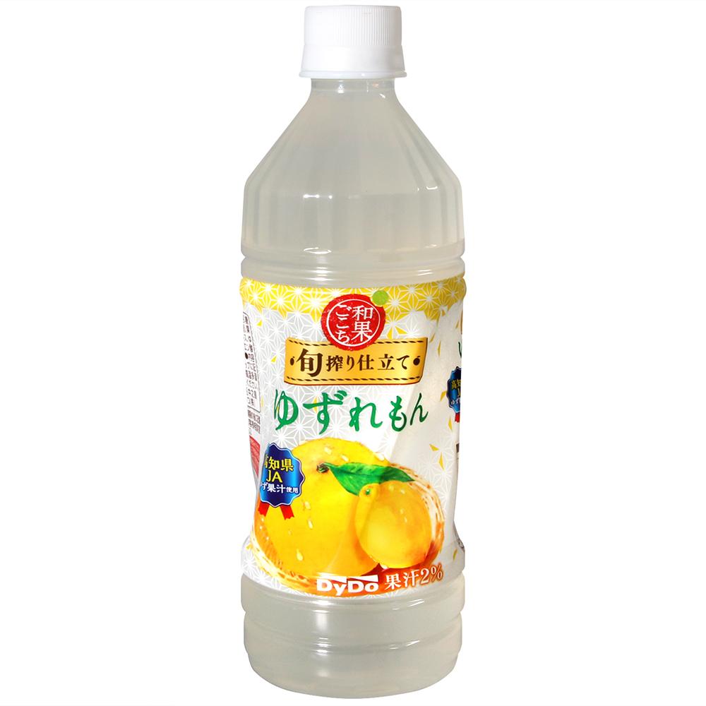 DYDO 柚子檸檬果汁飲料(500ml)