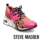 STEVE MADDEN-CLIFF潮流款拼接時尚老爹鞋-粉紅色