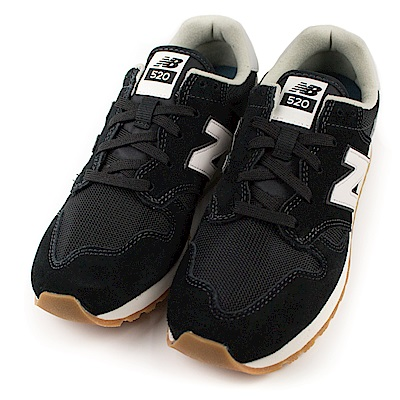NEW BALANCE-男女休閒鞋U520AG-D-黑