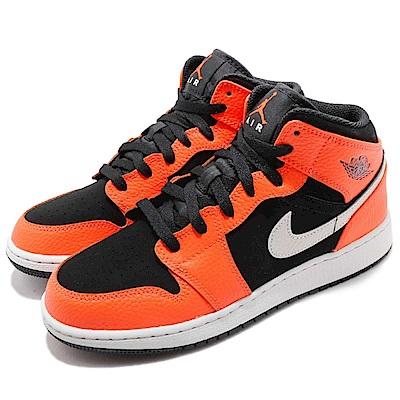 Nike 休閒鞋 Jordan 1 Mid 女鞋