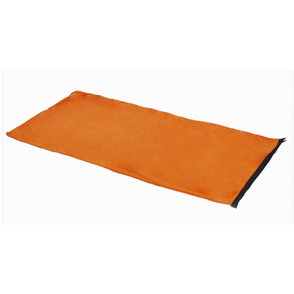 PUSH!戶外休閒用品抓絨睡袋露營睡袋內膽四季睡袋P121