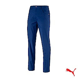 PUMA GOLF 男運動高爾夫長褲 藍 573906 16