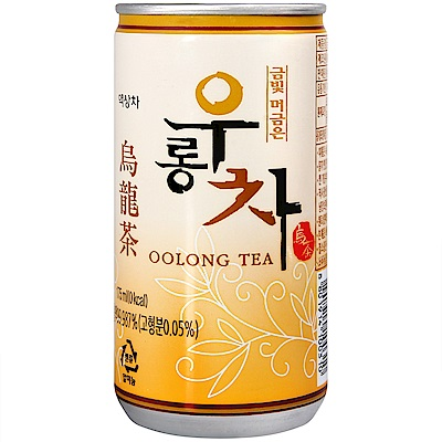 KUMNONG 烏龍茶(175ml)