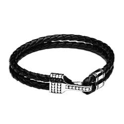 ZENGER  經典皮繩 / 威爾森系列-黑(ZG-LRWIBC)
