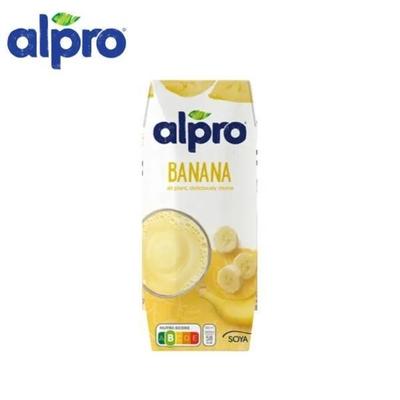 [比利時 ALPRO] 經典香蕉豆奶 250ml (全素)
